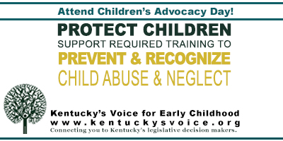 The reasons behind being an advocate for children